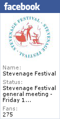 festival logo in facebook image badge
