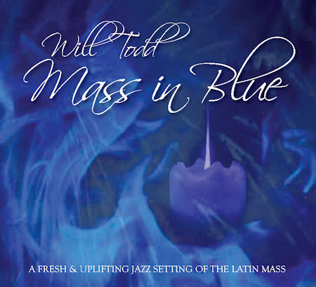 Image of Mass in BLue Vocal score