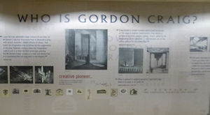 Who is Gordon Craig image (1)