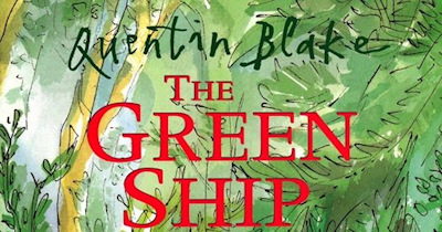 The Green SHip book cover image