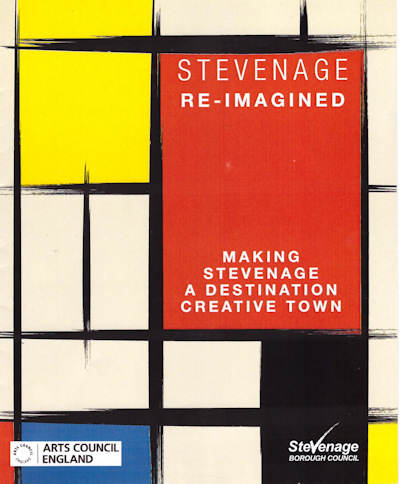 Mondrian Stevenage document cover