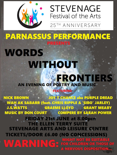 World Without Frontiers poster
